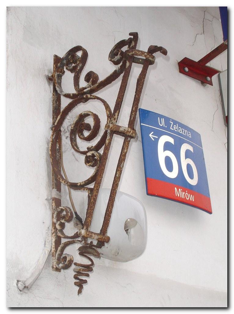 Żelazna 66 róg Krochmalnej