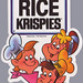 Kellogg's Character Stickers - Rice Krispies - 1984