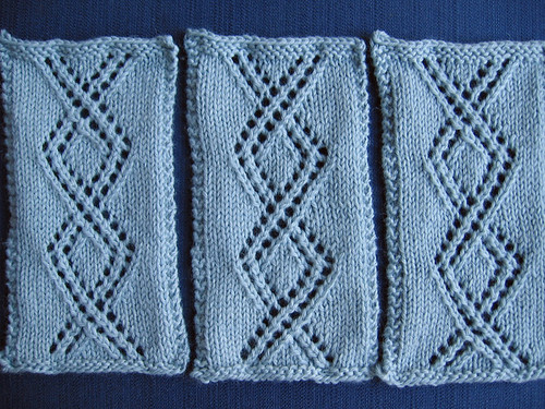cable-twist lace compare