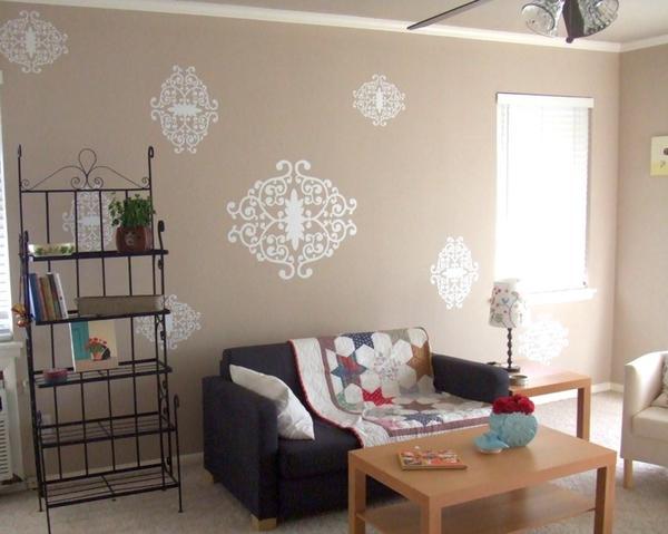 Artsy Walls: Bethany from Pink Glue