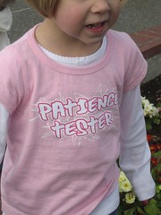 'Patience Tester'