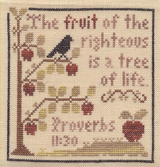 Tree of life - Little House Needleworks