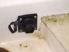 Autohelm socket