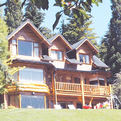 Casa de Lingieri en Bariloche