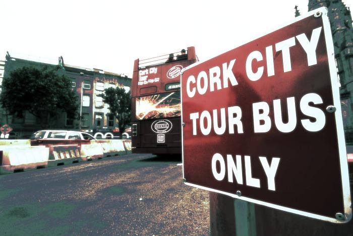 Cork City Tour Bus