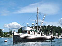 Roche Harbor Wa. Sailing The San Juans