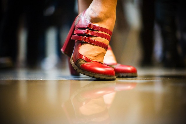 """Angels Want To Wear My Red Shoes"" by Thomas Hawk"