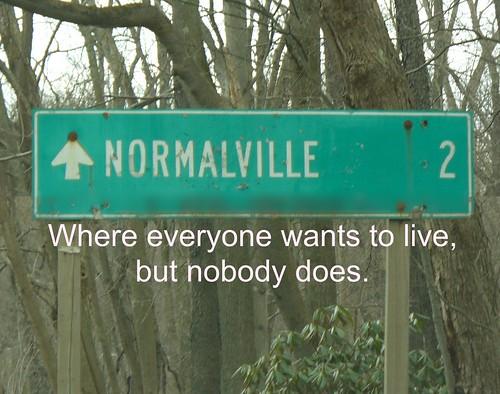 Normalville edited