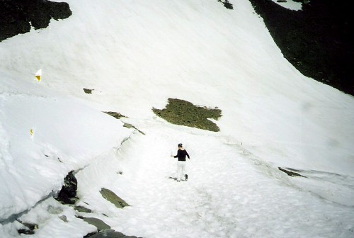 Hiking the Schilthorn in Switzerland