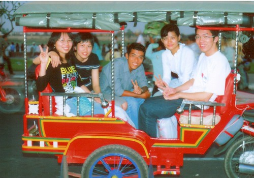 With friends in TUC TUC