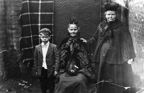 Nancy O'Hara & Alice Blaney with Daniel