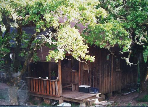 Paddle Ranch Music Farm porch