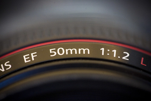 Canon EF 50mm f/1.2