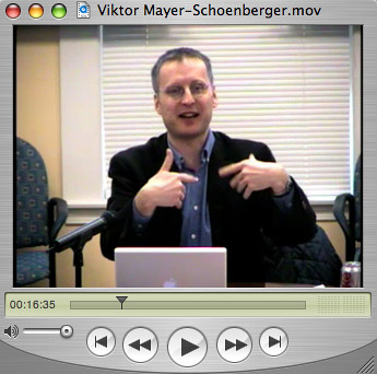 Viktor Mayer-Schoenberger on Napster's Second ...