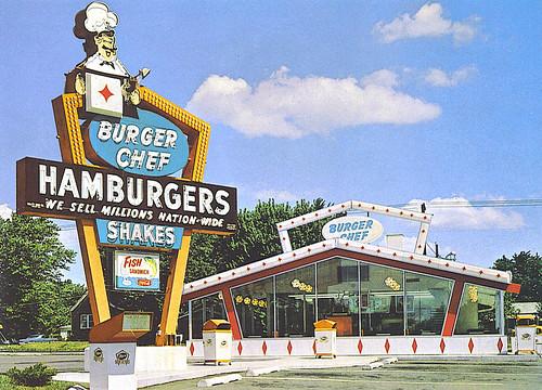 Vintage Burger Chef