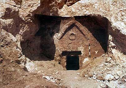 Jesus Family Tomb?