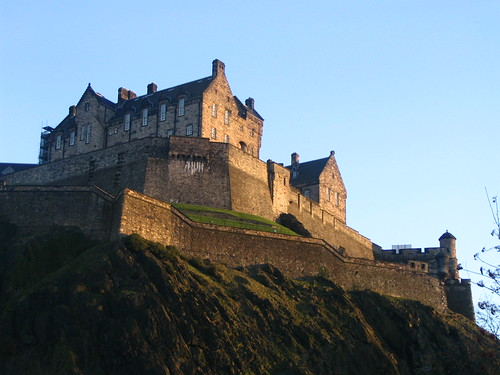 Edinburgh Castle by Jordan S Hatcher, on Flickr
