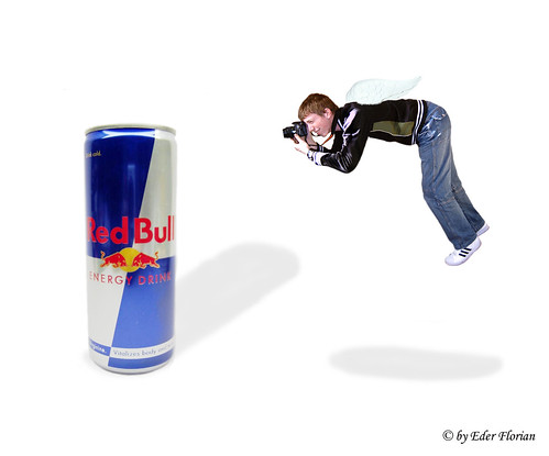 Red Bull grants wings