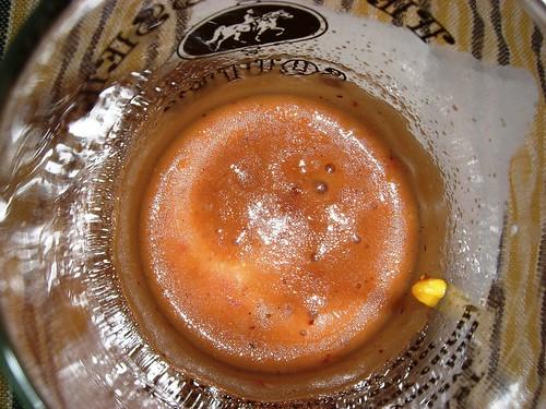Lingonberry/Mustard Vinagrette