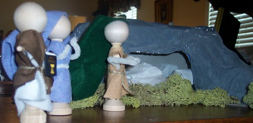 Jesus' burial
