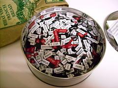 Leftover Magnets