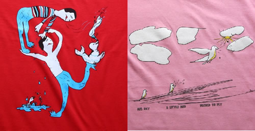 T-Shirts by 3Minutes