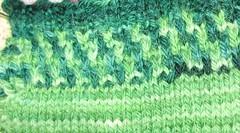 green socks macro