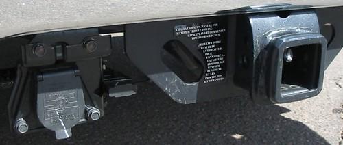 Trailer Wiring Connector  TundraTalk  Toyota Tundra
