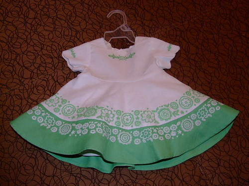 First Sunday Dress
