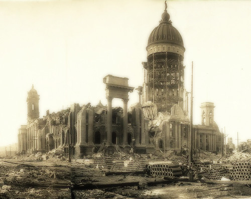 The Ruins of San Francisco