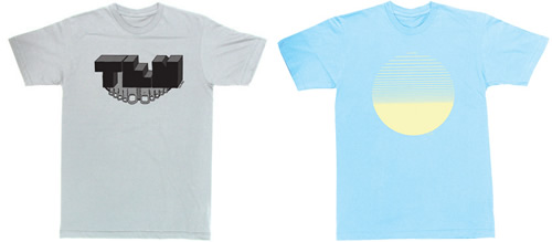 T-Shirts - The Ryde