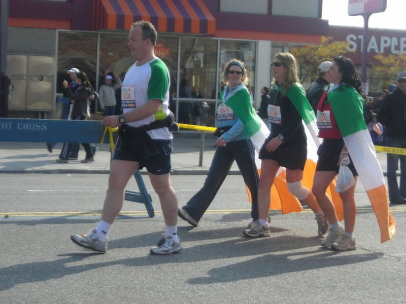 marathon ireland