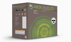 Xbox 360 Elite System - Box