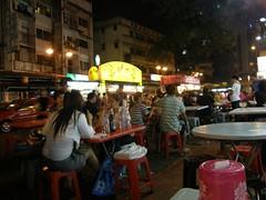 78.Jalan Alor上的大排檔們