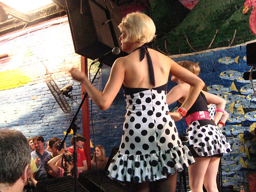 SXSW Music | The Pipettes @ Flamingo Cantina