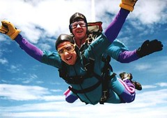 Simon Sky Diving