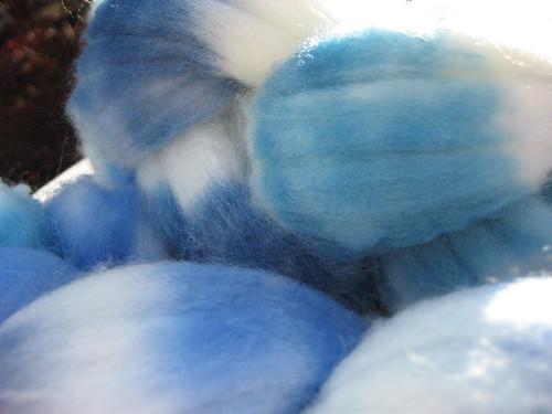 blue superwash