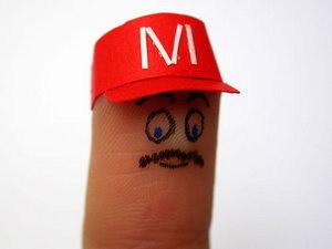 ¡Es Mario!