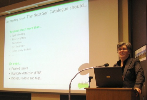 Beth Jefferson on BiblioCommons