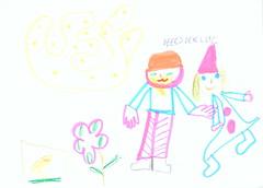 Nora's tekening
