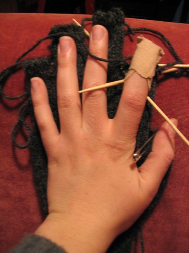 fingerless gloves - who would these fit??