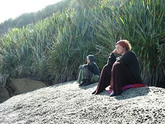Tasman walk beach