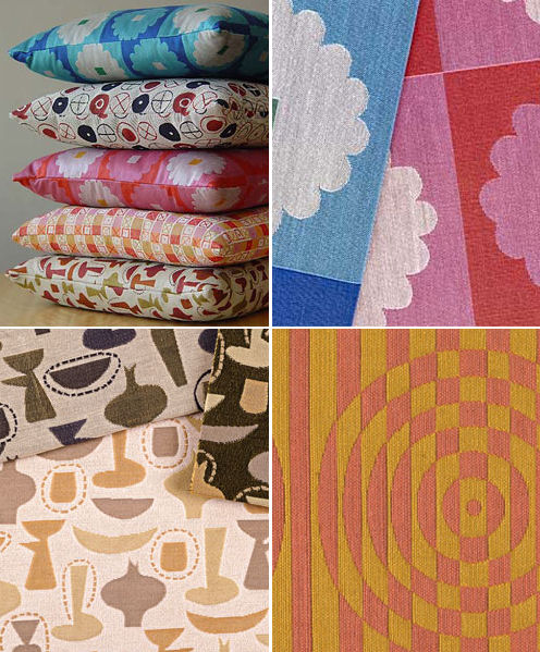 Eames Fabric - Online