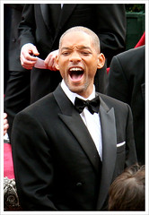 Will Smith, Oscars, black tie, tuxedo, happy, smiling, cute, hot