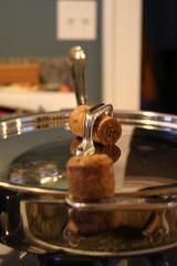 The cork trick