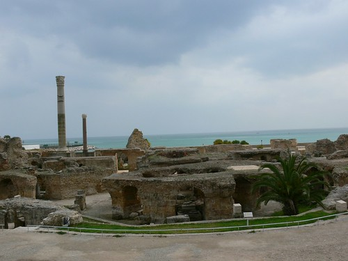 Carthage Ruins by Cernavoda.