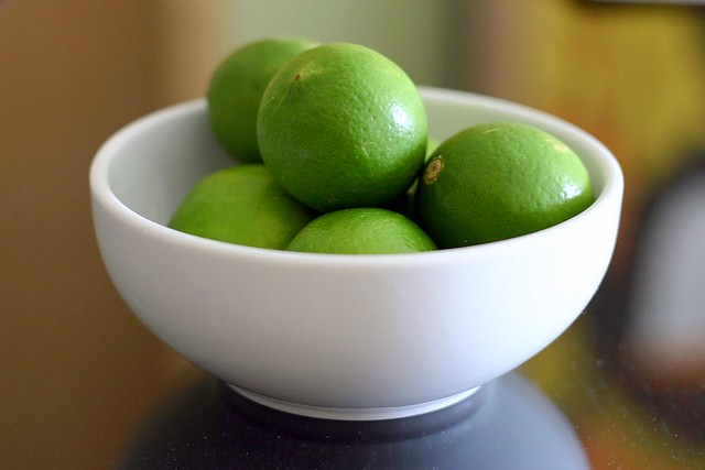 teeny tiny limes
