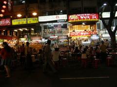 77.Jalan Alor上的大排檔們