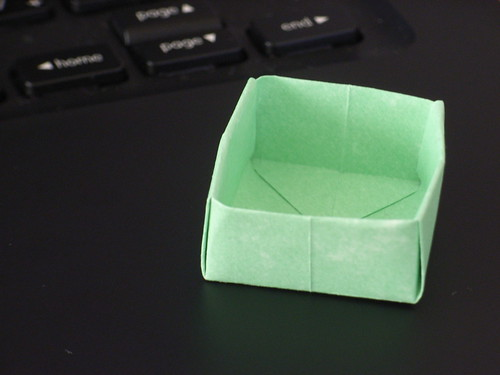 Post-It Box