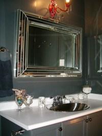Small Home Design: Elegant Luxury Bathroom Interior Design